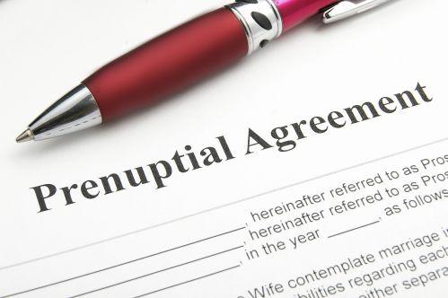 Prenuptial Agreements Ditsyrose